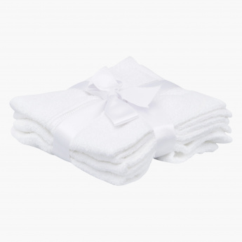 Essential Carded Face Towel - Set of 4