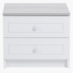 Olivo 2-Drawer Nightstand