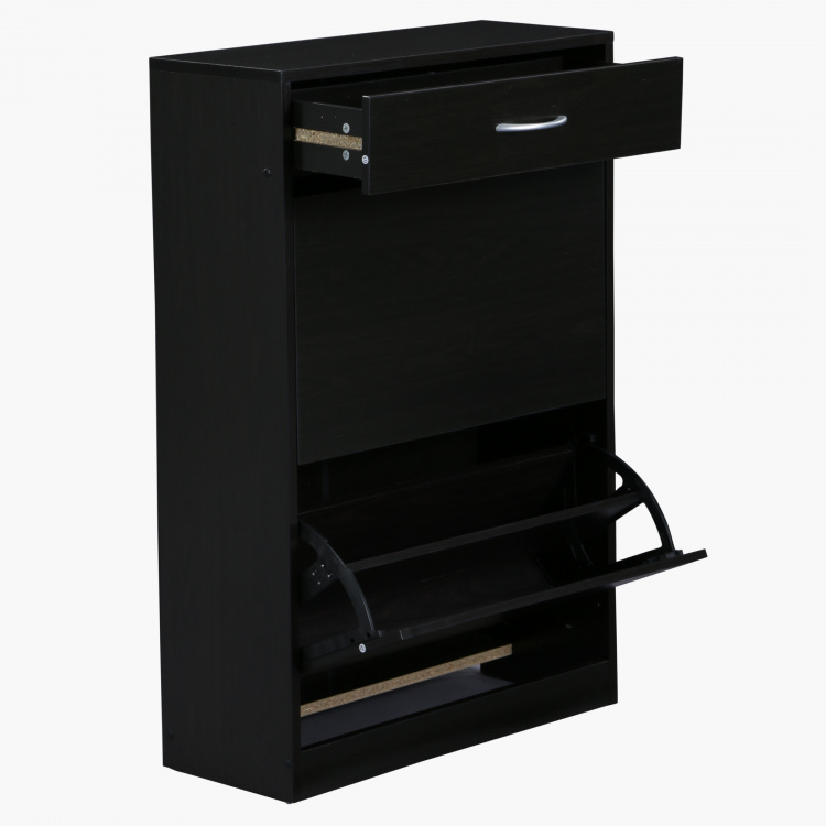 Novi Shoe Cabinet with Drawer for up to 12 Pairs