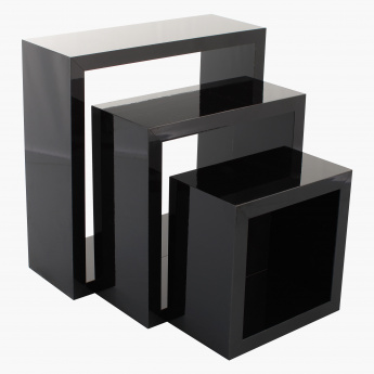 Nicole Cube - Set of 3