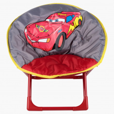 Capri Racer Cars Printed Kid's Chair