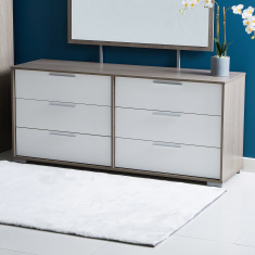 Cathy 6-Drawer Master Dresser