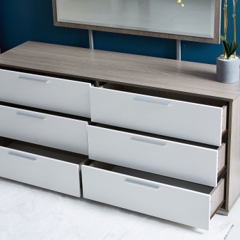 Cathy New 6-Drawer Master Dresser