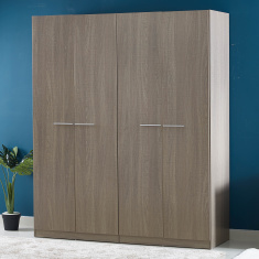 Cathy 4-Door Wardrobe