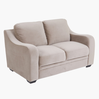 Gary 2-Seater Sofa with Curved Arms