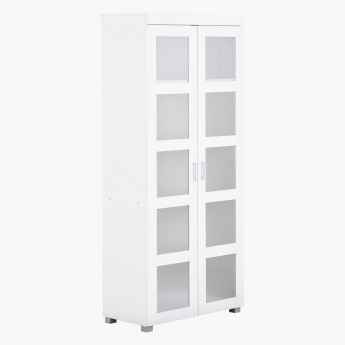 Pantry 2-Door High Cabinet