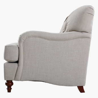 Country Sofa with Cushion