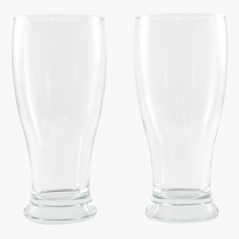 Crystal Brotto 2-Piece Beer Glass Set - 565 ml