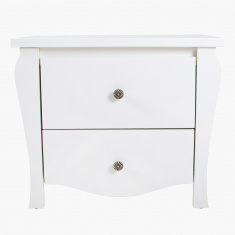Fabricio 2-Drawer Night Stand