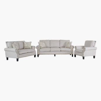 Yorktown 2-Seater Sofa with Cushions