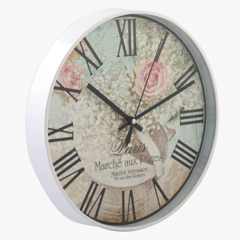 Belle Wall Clock - 30.5 cms