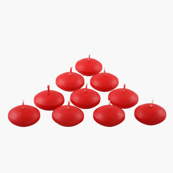 Luna Floating Candles - Set of 10