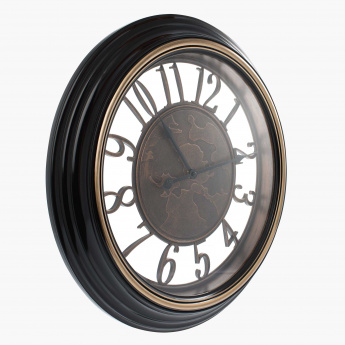 Travel Wall Clock - 50 cms