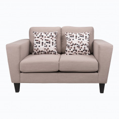 Tria 2-Seater Sofa with 2 Cushions