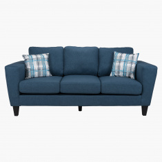 Cathy Tria 3-Seater Sofa with 2 Cushions
