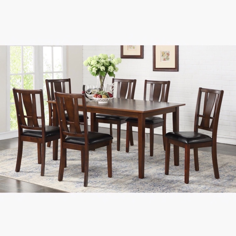 Riverdale 6 Seater Dining Table Set