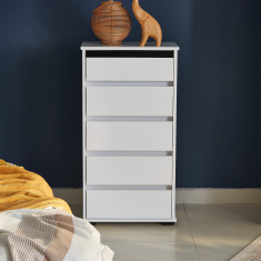 Matilda 5-Drawer Chest of Drawers