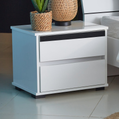 Matilda 2-Drawer Night Stand