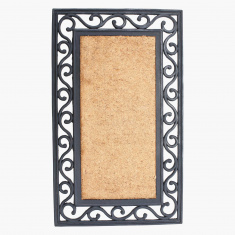 Varda Rectangular Door Mat - 45x75 cms