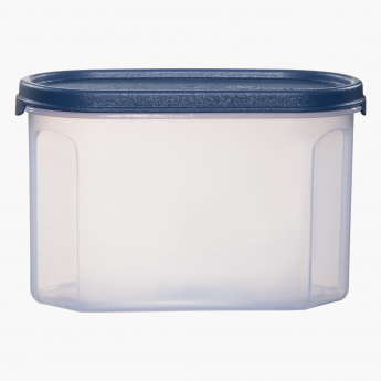 Easy Store Oval Container - 1200 ml