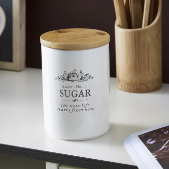 Sweet Home Sugar Canister