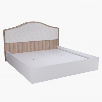 Victoria New Fabric Bed - 180x200 cms
