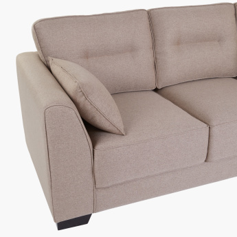 Alena 3-Seater Sofa with Cushions