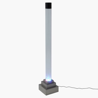 Walle LED Light and Bubble Fountain Column