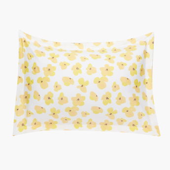 Valerie Floral Printed Pillowcase - Set of 2