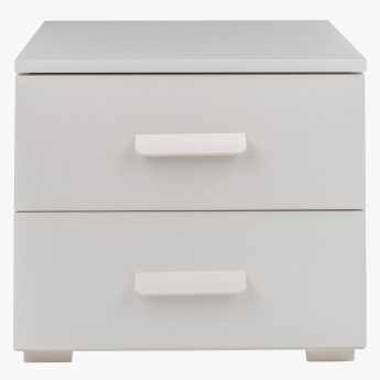 Oslo 2-Drawers Night Stand