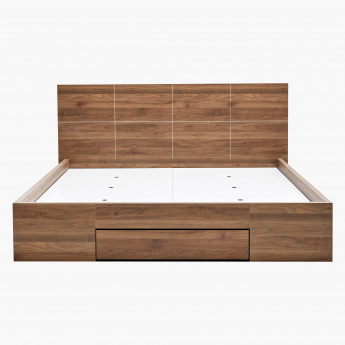 Colombia Bed with 3 Drawers - 180x200 cms