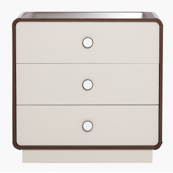Valentina 3-Drawer Young Dresser