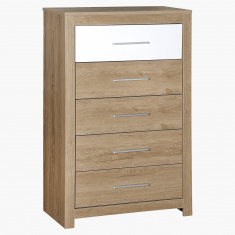 Lamo 5-Drawer Chest of Drawers