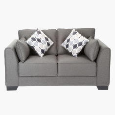 Alena 2-Seater Sofa with 4 Cushions