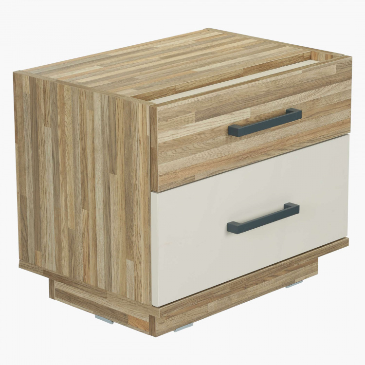 Parkay 2 Drawer Night Stand