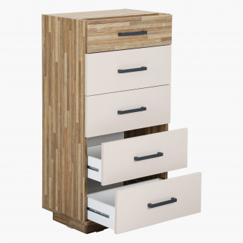 Parkay 5-Drawer Chest of Drawers