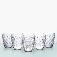 Pearl Neo Pears Highball Tumbler 6 Piece Set -310 ml