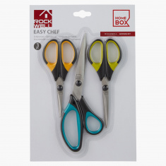 Easy Chef 3-Piece Scissors Set