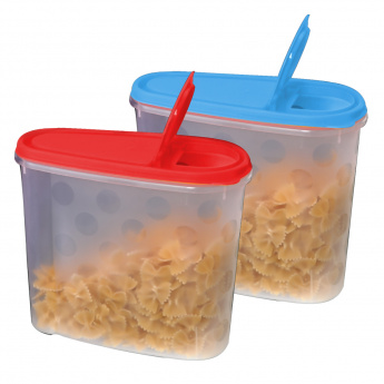 Spectra Cereal Container with Flip-Top Lid - 3.5 L