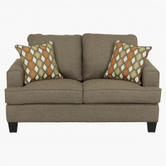 Burcham 2-Seater Sofa with Fixed Seat Cushions