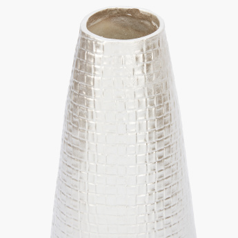 Wicker Textured Vase