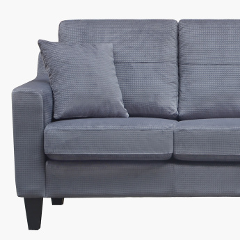 Montoya 3-Seater Sofa with 2 Cushions