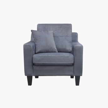 Montoya 1-Seater Sofa with Cushion