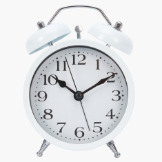 Mini Round Alarm Clock - 16 cms