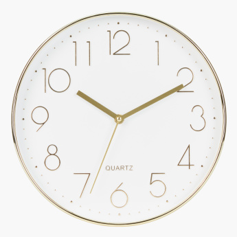 Midas Round Wall Clock