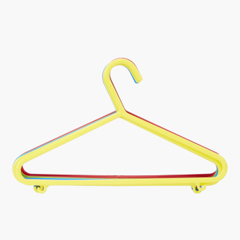 Tale Assorted Kids Clothes Hanger - Set of 8