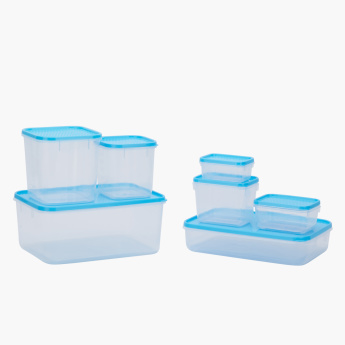 Feasy 17-Piece Food Container Set