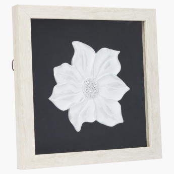 Flora Wall Hanging with Flower Motif