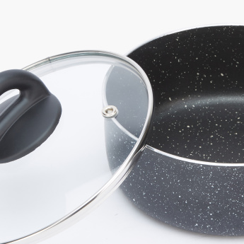 Onyx Sauce Pan with Lid