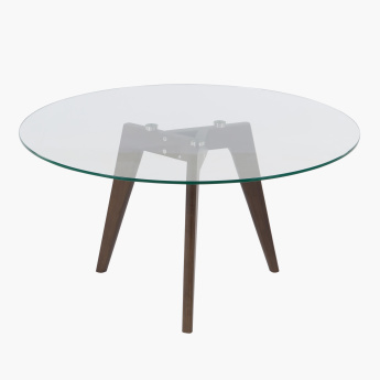 Salerno Round Coffee Table